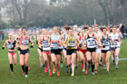 Senior womens British Athletics Liverpool Cross Challenge, Sefton Park, Liverpool. Photo:  David T. Hewitson/Sports for All Pics