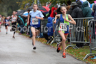 Girls under-13s 3 Stage Relay, 2018 ERRA 6 and 4 Stage and Youngsters Relays. Photo:  David T. Hewitson/Sports for All Pics