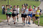 Mens under-17s 5k road race, 2018 ERRA Under-17s and Under-15s 5k Champs, Sutton Coldfield. Photo: David T. Hewitson/Sports for All Pics