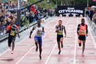 Mens 150 metres, 2018 Great North CityGames. Photo: David T. Hewitson/Sports for All Pics