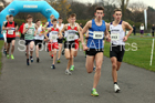 Mens and womens under-17s and under-20s, Heaton Memorial 10k Road Race, Newcastle Town Moor. Photo:  David T. Hewitson/Sports for All Pics