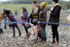 Girls under-15s 2018 British Inter Counties Cross Country Champs., Prestwold Hall, Loughborough. Photo: David T. Hewitson/Sports for All Pics