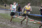 Mens under-20s 2018 British Inter Counties Cross Country Champs., Prestwold Hall, Loughborough. Photo: David T. Hewitson/Sports for All Pics