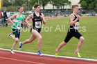 Mens under-17 800 metres, North Eastern Track and Fields Champs., Middlesbrough. Photo: David T. Hewitson/Sports for All Pics