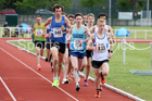 Senior and under-20s mens 5000 metres, North Eastern Track and Fields Champs., Middlesbrough. Photo: David T. Hewitson/Sports for All Pics