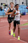 Mens under-20s 5000 metres, Northern Senior and Under-20s Champs., Sports City, Manchester. Photo: David T. Hewitson/Sports for All Pics