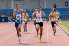 Mens under-20s 800 metres, Northern Senior and Under-20s Champs., Sports City, Manchester. Photo: David T. Hewitson/Sports for All Pics