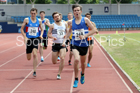 Senior mens 800 metres, Northern Senior and Under-20s Champs., Sports City, Manchester. Photo: David T. Hewitson/Sports for All Pics