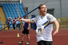 Senior mens javelin, Northern Senior and Under-20s Champs., Sports City, Manchester. Photo: David T. Hewitson/Sports for All Pics