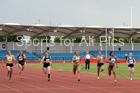 Senior womens 200 metres, Northern Senior and Under-20s Champs., Sports City, Manchester. Photo: David T. Hewitson/Sports for All Pics
