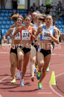 Senior womens 800 metres, Northern Senior and Under-20s Champs., Sports City, Manchester. Photo: David T. Hewitson/Sports for All Pics