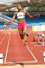 Senior womens long jump, Northern Senior and Under-20s Champs., Sports City, Manchester. Photo: David T. Hewitson/Sports for All Pics