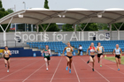 Womens under-20s 200 metres, Northern Senior and Under-20s Champs., Sports City, Manchester. Photo: David T. Hewitson/Sports for All Pics