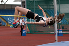 Womens under-20s high jump, Northern Senior and Under-20s Champs., Sports City, Manchester. Photo: David T. Hewitson/Sports for All Pics