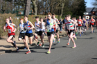 Mens under-17s Northern Athletics 5k Champs., Birkenhead Park. Photo: David T. Hewitson/Sports for All Pics