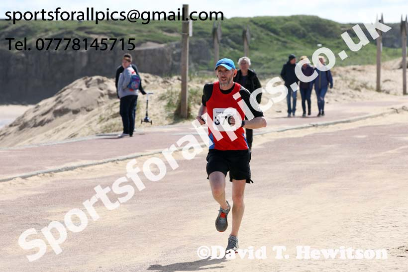 Sand Dancer 10k, South Shields. Photo: David T. Hewitson/Sports for All Pics