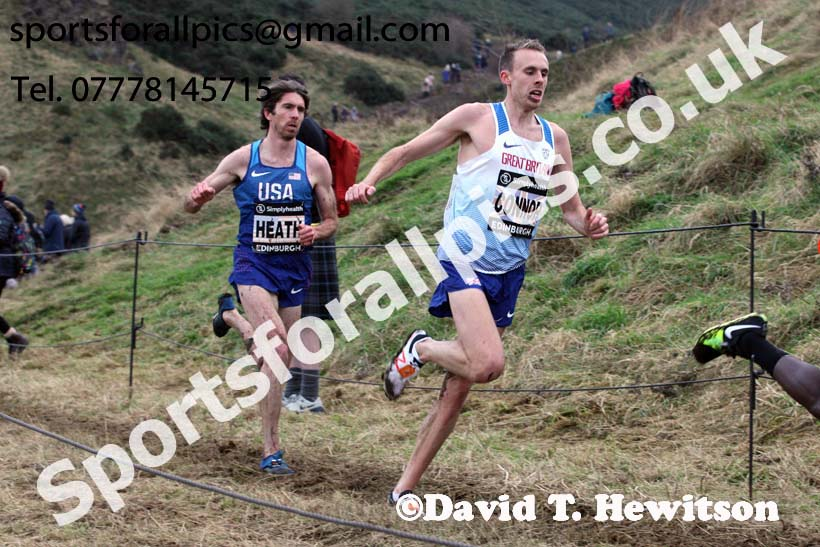 Simplyhealth Great Edinburgh XCountry men, 2018 Simplyhealth Great Edinburgh International XCountry. Photo: David T. Hewitson/Sports for All Pics