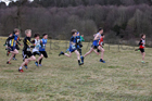 Boys under-13s Start Fitness NEHL, Alnwick. Photo: David T. Hewitson/Sports for All Pics