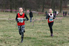 Girls under-13s Start Fitness NEHL, Alnwick. Photo: David T. Hewitson/Sports for All Pics