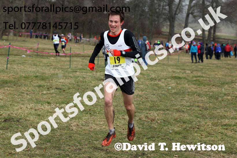 Mens senior Start Fitness NEHL, Alnwick. Photo: David T. Hewitson/Sports for All Pics