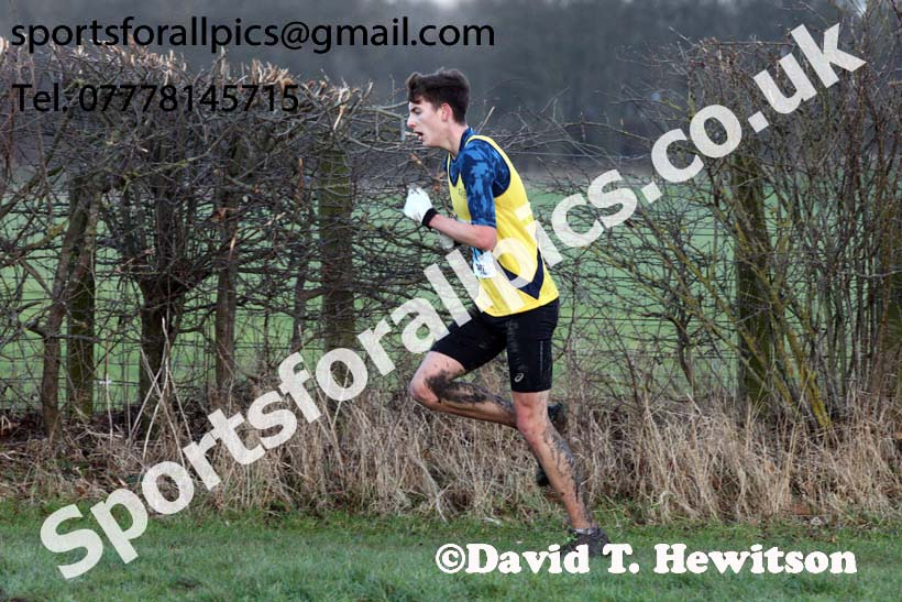 Mens under-17s Start Fitness NEHL, Herrington Country Park, near Sunderland. Photo:  David T. Hewitson/Sports for All Pics