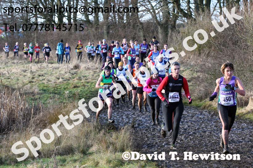 Senior womens Start Fitness NEHL, Herrington Country Park, near Sunderland. Photo:  David T. Hewitson/Sports for All Pics
