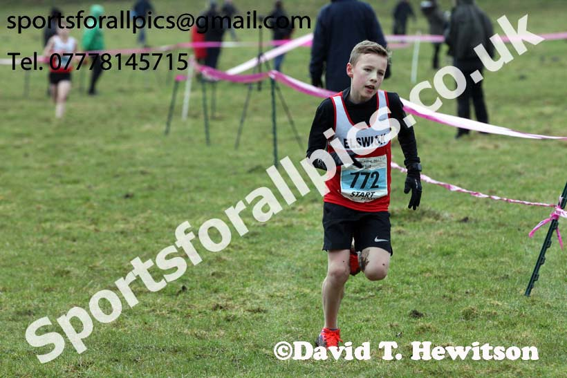 Boys under-13s, Start Fitness NEHL, Thornley Hill Farm, Peterlee, County Durham. Photo: David T. Hewitson/Sports for All Pics