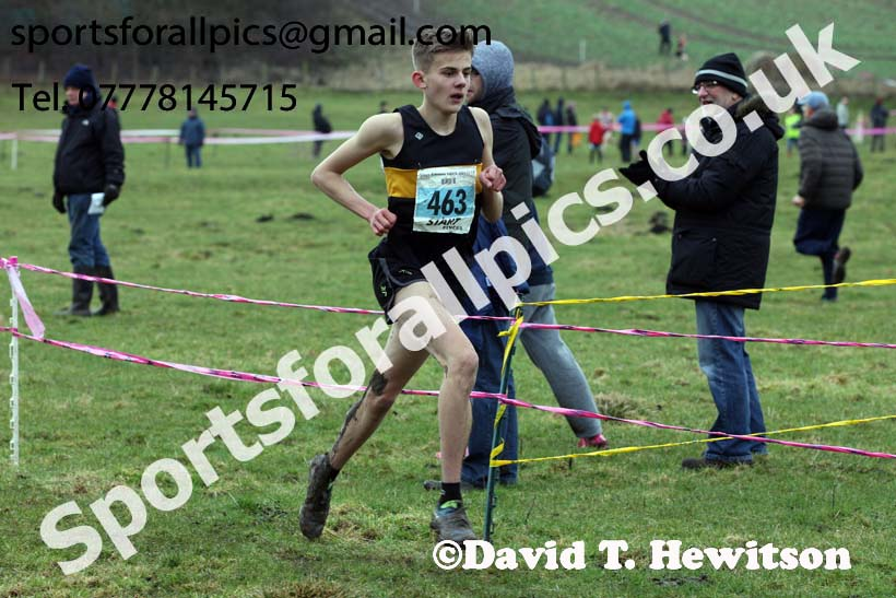 Boys under-15s, Start Fitness NEHL, Thornley Hill Farm, Peterlee, County Durham. Photo: David T. Hewitson/Sports for All Pics