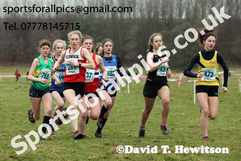 Womens under-17s and under-20s, Start Fitness NEHL, Thornley Hill Farm, Peterlee, County Durham. Photo: David T. Hewitson/Sports for All Pics