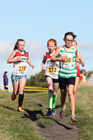 Girls under-13s Start Fitness NEH, Wrekenton. Photo:  David T. Hewitson/Sports for All Pics