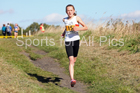 Girls under-15s Start Fitness NEH, Wrekenton. Photo:  David T. Hewitson/Sports for All Pics