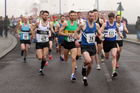 Blyth and British Masters 10k Road Race, Blyth. Photo:  David T. Hewitson/Sports for All Pics