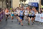 Start of the Durham City Run 5k and 10k, Thursday, July 25th. Photo: David T. Hewitson/Sports for All Pics