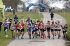 Boys under-15s 2019 ERRA 5k Road Race, Sutton Coldfield. Photo:  David T. Hewitson/Sports for All Pics