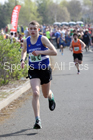 Senior mens 2019 Elswick Harirers Good Friday Road Relay, Newburn, Newcastle. Photo:  David T. Hewitson/Sports for All Pics