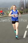 Senior womens 2019 Elswick Harirers Good Friday Road Relay, Newburn, Newcastle. Photo:  David T. Hewitson/Sports for All Pics