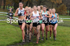 Senior and under-23 women, 2019 European Cross Country Trials and British Cross Challenge, Sefton Park, Liverpool.  Photo: David T. Hewitson/Sports for All Pics