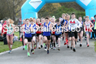 Boys and grils under-15s, Heaton Memorial 10k Road Race, Town Moor, Newcastle.  Photo: David T. Hewitson/Sports for All Pics