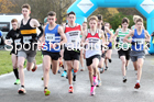 Mens and womens under-17s, Heaton Memorial 10k Road Race, Town Moor, Newcastle.  Photo: David T. Hewitson/Sports for All Pics