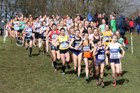 Senior womens 2019 British Athletics Inter Counties Cross Country, Prestwood Hall, Loughborough. Photo:  David T. Hewitson/Sports for All Pics