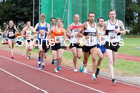Graded 3000 metres, North East Grand Prix, Monkton, Jarrow. Photo: David T. Hewitson/Sports for All Pics