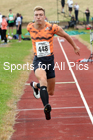 Triple jump, North East Grand Prix, Monkton, Jarrow. Photo: David T. Hewitson/Sports for All Pics
