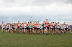 Boys under-15s Northern Cross Country Champs., Pontefract Racecourse. Photo:  David T. Hewitson/Sports for All Pics