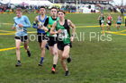 Mens under-17s Northern Cross Country Champs., Pontefract Racecourse. Photo:  David T. Hewitson/Sports for All Pics