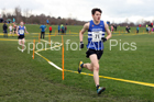 Mens under-20s Northern Cross Country Champs., Pontefract Racecourse. Photo:  David T. Hewitson/Sports for All Pics
