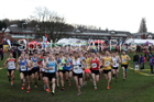 Senior mens Northern Cross Country Champs., Pontefract Racecourse. Photo:  David T. Hewitson/Sports for All Pics