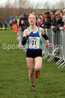 Womens under-17s Northern Cross Country Champs., Pontefract Racecourse. Photo:  David T. Hewitson/Sports for All Pics