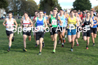Senior mens Northern Cross Country Relay, Graves Park, Sheffield.  Photo: David T. Hewitson/Sports for All Pics