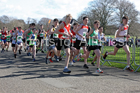 Boys under-15s 5k, Northern Under-17s and Under-15s 5k Road Race Champs., Birkenhead Park, Wirral. Photo: David T. Hewitson/Sports for All Pics