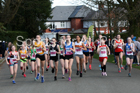 Womens under-17s 5k, Northern Under-17s and Under-15s 5k Road Race Champs., Birkenhead Park, Wirral. Photo: David T. Hewitson/Sports for All Pics